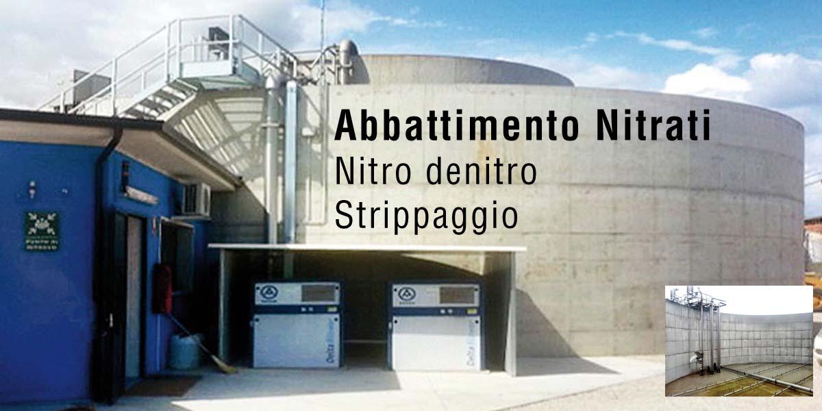 Abbattimento Nitrati