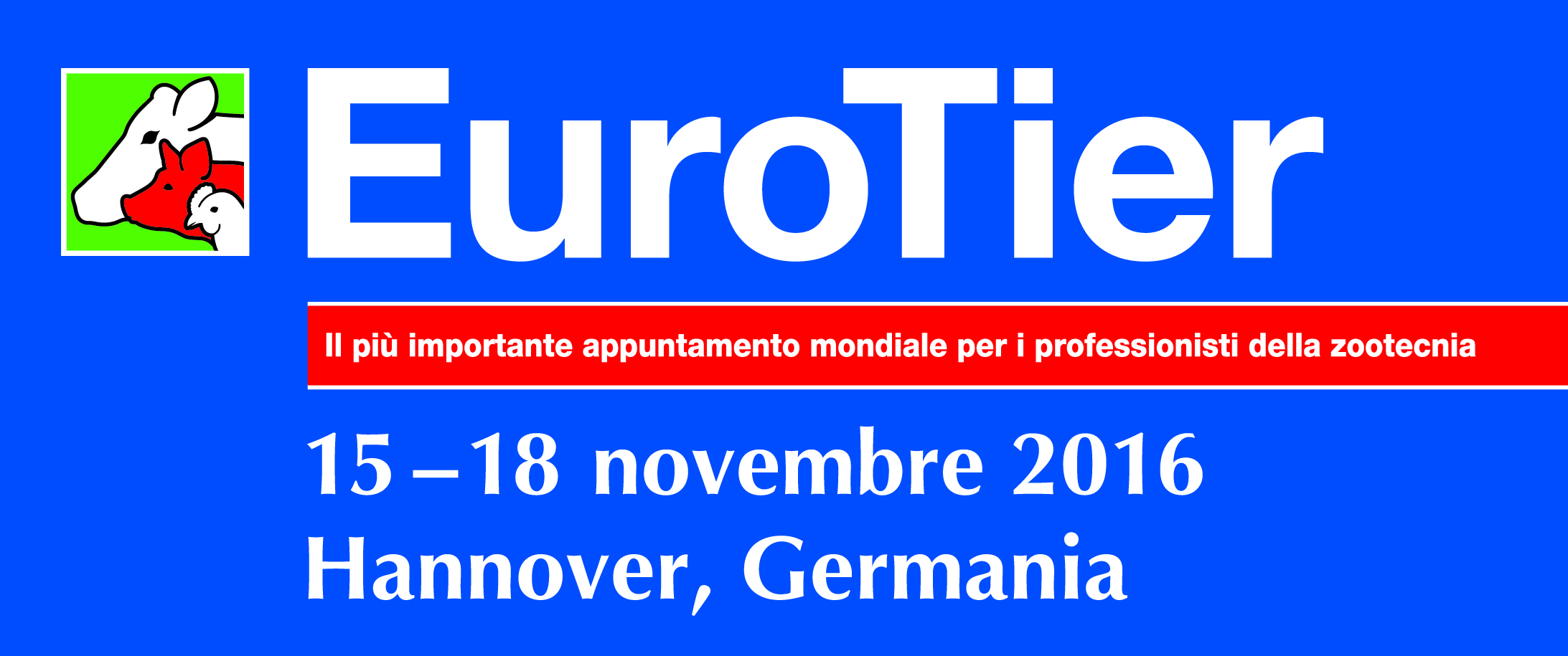 EUROTIER 2016 – Hannover